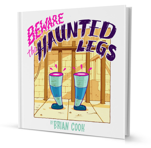 Haunted_Legs_Book